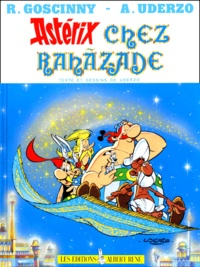 Albert Uderzo et René Goscinny - Astérix Tome 28 : Astérix chez Rahàzade.