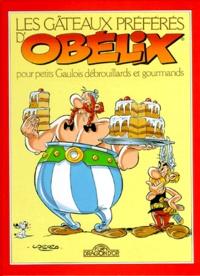 Openwetlab.it Les gâteaux préférés d'Obélix pour petits Gaulois débrouillards et gourmands Image