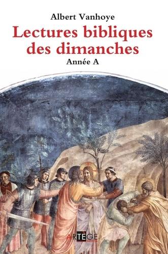 Lectures bibliques des dimanches, Année A