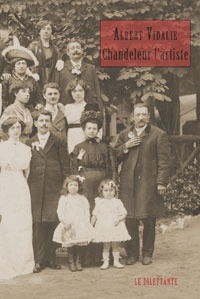 Albert Vidalie - Chandeleur l'artiste.