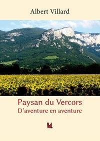 Histoiresdenlire.be Paysan du Vercors - D'aventure en aventure Image