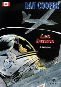 Albert Weinberg - Dan Cooper Tome 3 Hors-série : Violation de frontière, Action immédiate, L'espion noir - Les Intrus.