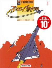 Albert Weinberg - L'intégrale Dan Cooper Tome 1 : Le triangle bleu. Le maître du soleil. Le mur du silence.