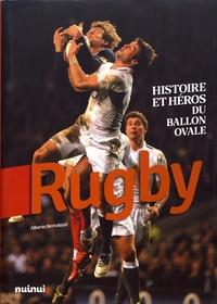 Alberto Bertolazzi - Rugby - Histoire et héros du ballon ovale.
