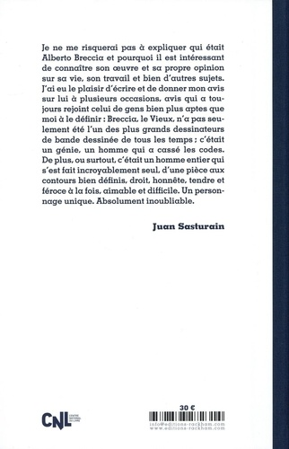 Breccia. Conversations avec Juan Sasturain