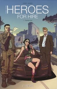 Alberto Conte - Heroes for hire Tome 1 : Eresso love.