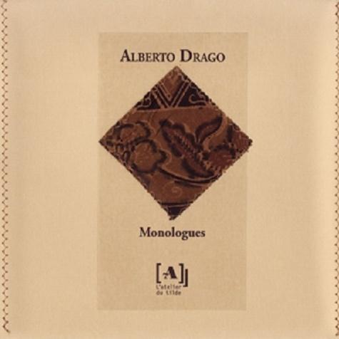 Alberto Drago - Monologues.