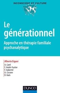 Alberto Eiguer - Le générationnel.