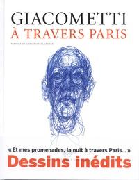 A travers Paris - Alberto Giacometti |