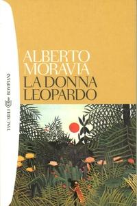 Alberto Moravia - La donna leopardo.