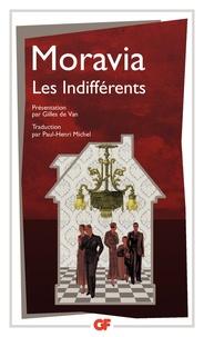 Alberto Moravia - Les indifférents.