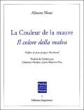 Alberto Nessi - La couleur de la mauve.