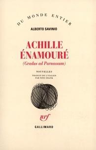 Alberto Savinio - Achille Enamour (Gradus ad Parnassum).
