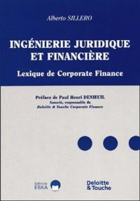 Histoiresdenlire.be Ingénierie juridique et financière. Lexique de Corporate Finance Image