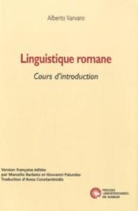 Deedr.fr Linguistique romane - Cours d'introduction Image
