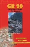 Albiana - GR 20 - Le Grand Chemin.