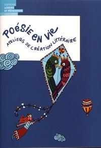 Poésie en vie- Ateliers de création littéraire - Albin Christen |