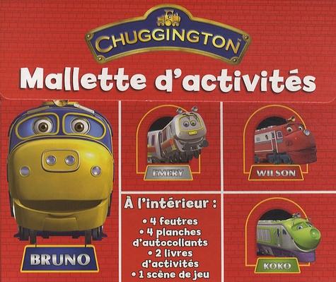 Albin Michel - Mallette d'activités Chuggington.