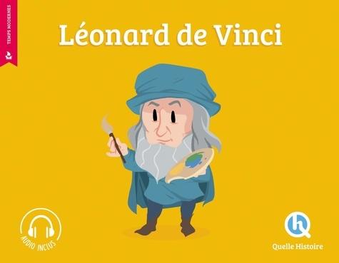 Albin Quéru et Leslie-Fleur Picardat - Léonard de Vinci.