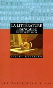 La littérature française du XIXe au XXe siècle.pdf