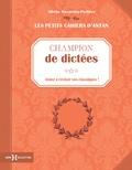 Albine Novarino-Pothier - Champion de dictées - Jouez à réviser vos classiques !.