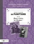 Albine Novarino-Pothier - Petit cahier de punitions.