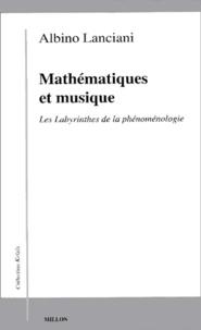 Histoiresdenlire.be Mathématiques et musique. Les labyrinthes de la phénoménologie Image