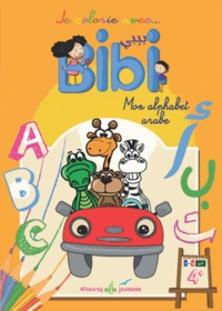 Histoiresdenlire.be Je colorie avec Bibi - Mon alphabet arabe Image