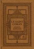 Albouraq - Le saint Coran et la traduction en langue française du sens de ses versets.