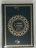 Albouraq - Le Saint Coran - Edition bilingue, grand format.