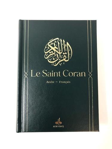 Albouraq - Le Saint Coran - Edition bilingue, grand format.