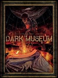 Alcante et  Gihef - Dark Museum T02 - Le Cri.
