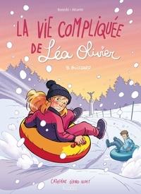 Alcante et Ludowick Borecki - La vie compliquée de Léa Olivier Tome 9 : Blizzard.