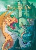Alcante et  Picksel - Les chroniques de Braven Oc Tome 4 : L'Ile aux dragons.