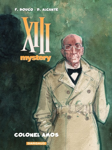 XIII Mystery Tome 4 Colonel Amos
