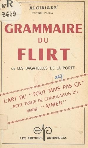 flirter conjugaison francais