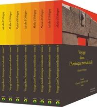 Alcide D'Orbigny - Voyage dans l'Amérique méridionale - 8 volumes.