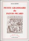 Alcius Ledieu - Petite grammaire du patois picard.