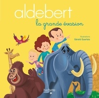 Aldebert et Gérald Guerlais - La grande évasion. 1 CD audio MP3