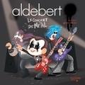 Aldebert et Gérald Guerlais - Le concert de Métal. 1 CD audio MP3
