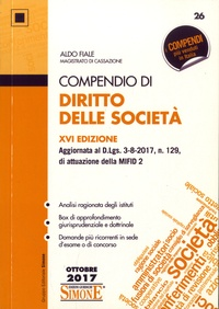 Aldo Fiale - Compendio di Diritto delle Societa.