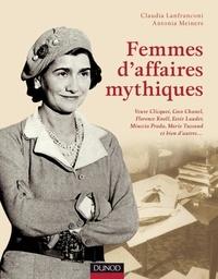Aldo Lanfranconi et Antonia Meiners - Femmes d'affaires mythiques.