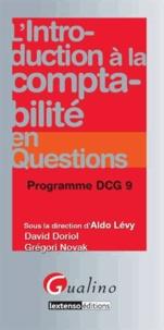 Aldo Lévy - L'introduction à la comptabilité en questions - Programme DCG 9.