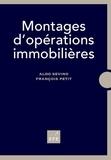 Aldo Sevino et François Petit - Montages d'opérations immobilières.