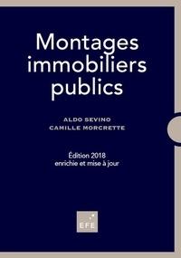 Aldo Sevino et Camille Morcrette - Montages immobiliers publics.