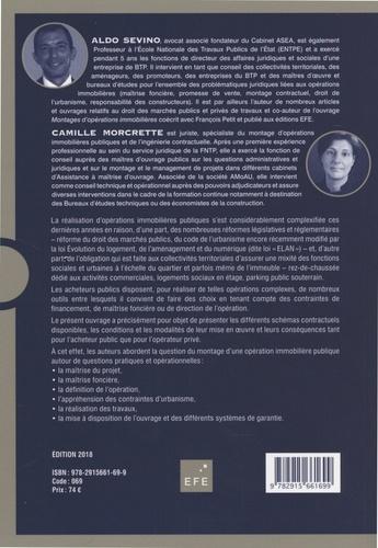 Montages immobiliers publics 2e édition