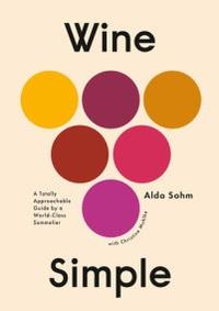 Ebooks pdf téléchargeables gratuitement Wine simple par Aldo Sohm in French