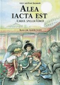 Alea iacta est - Kinder spielen Römer.