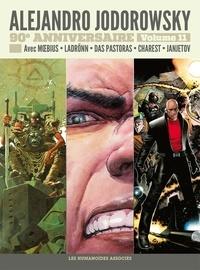 Alejandro Jodorowsky et  Moebius - Alejandro Jodorowsky 90e anniversaire Tome 11 : Final Incal / Après L'Incal ; Castaka ; Les Armes du Méta-Baron.