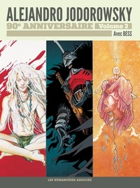 Alejandro Jodorowsky et Georges Bess - Alejandro Jodorowsky 90e anniversaire Tome 3 : Le lama blanc ; Les jumeaux magiques.